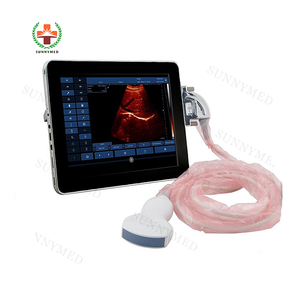 SY-A011 Medical Touch Screen black and white doppler ultrasound machine for sale
