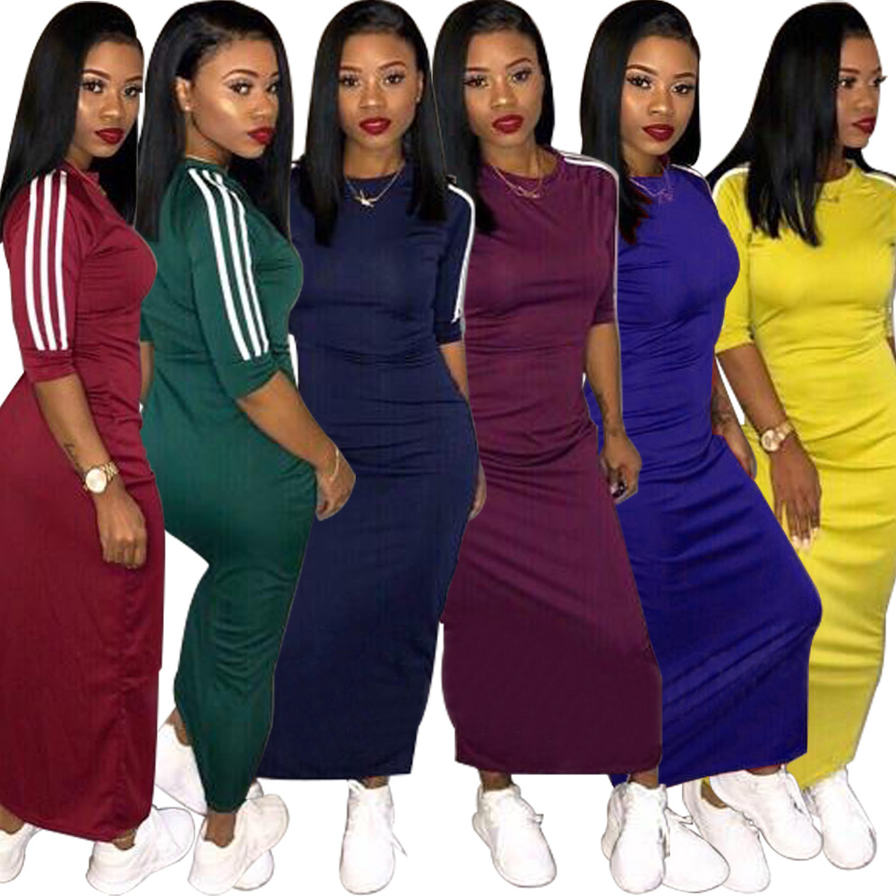 2020 Women autumn Two Piece Set Clothing solid color women long sleeve hooded sweatpants suit with Zip pocket