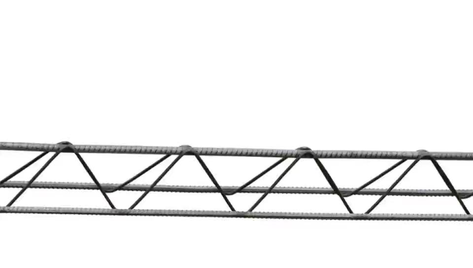 Prefabbricati in metallo truss trave in acciaio leggero strutture del tetto