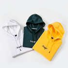 Wholesale Custom Printed Hoodies Designer Hoodie Cheap Wholesale Oem Mens Clothing Custom Logo Printed Hooded Hoody Streeter Sweatshirts Men's Hoodies