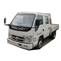 Forland Mini 1.5 Ton Cargo Truck Light Duty/Gasoline Fuel Type and Manual Transmission Type Light Truck Low Price For Sale