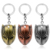 Large Collection of The Avengers Series Keychains High Quality Marvel Movie Shape Keyrings Meaningful Gifts For Fans