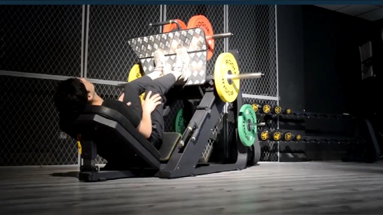 OEM Horizontal Hammer Strength 45 Degree Hack Squat Leg Press,Hack Squat Leg Press Machine