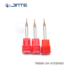 High Quality 4 Flute Solid Carbide Long Neck End Mill CNC Router Bits for Milling Tools