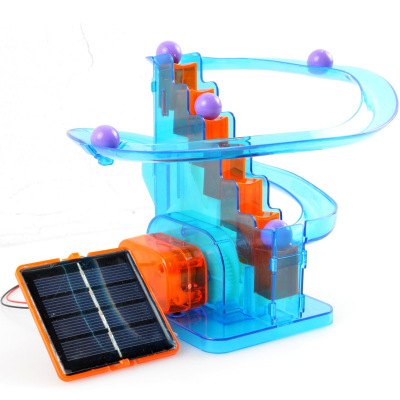 Solar Toys Diy Educational Kits Wholesale For Kids Roller Coaster