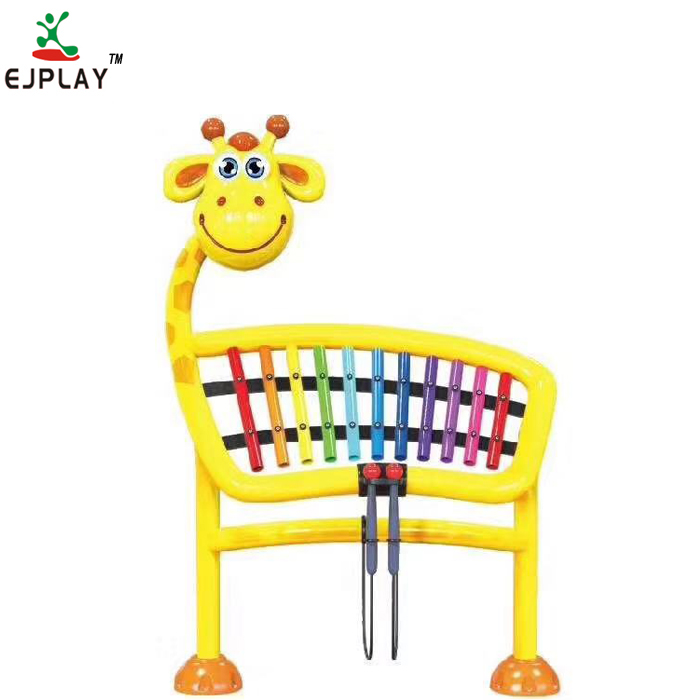 New Cartoon Percussion Children Outdoor Tapping Music Kindergarten Outdoor Toy Entertainment Equipment