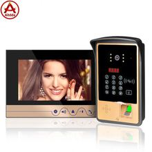 Aoshuotian Nieuwe Smart <span class=keywords><strong>Ip</strong></span> Video Deur <span class=keywords><strong>Intercom</strong></span> <span class=keywords><strong>Systeem</strong></span> 7 Inch Kleuren Touch Waterdicht Screen Video Deurbel