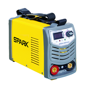 High quality zx7-200 mma dc inverter welder mma-200 igbt smaw mma inverter arc welding machine