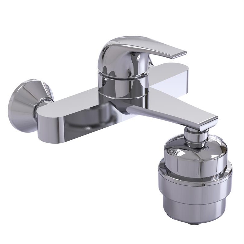 Filtro De Ducha De 15 Etapas Con Filtros De Ducha De Vitamina C Para Agua Dura