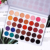 35 Colors Nude Eyeshadow Makeup Pigments Waterproof Professional Shimmer Glitter Nude Eye shadow Make up Palette