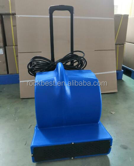 three speed hot air blower for drying carpet
