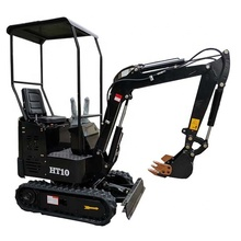 Murah Mini Excavator 1000kg Cina <span class=keywords><strong>Rc</strong></span> Excavator 1ton Hydraulic Kecil Digger