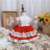 2PCS 2020 Summer Spanish Lolita princess dress baby girl clothes lace stitching red dress for girl birthday party vestidos