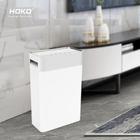 HOKO 220V Portable intelligent home air quality air purifier for office