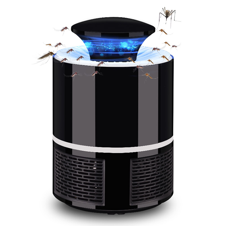 2020 New USB Powered UV LED Electronic Mosquito Killer Lamp