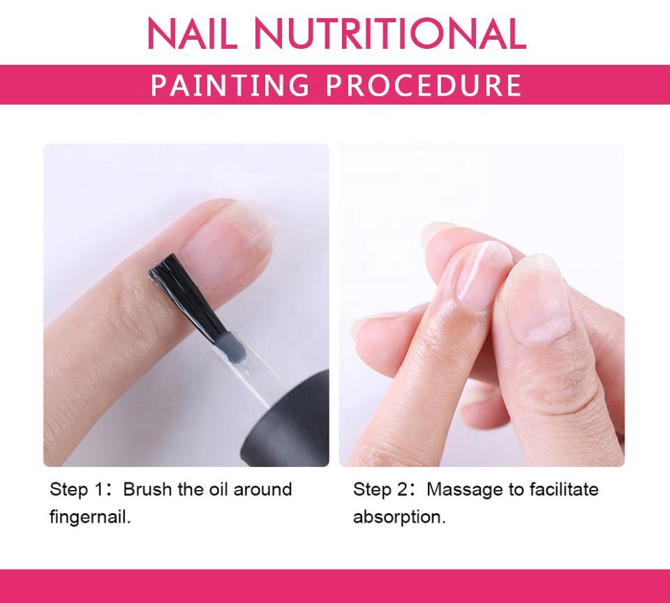 Tenteu Nails Healthy Revitalizer Cuticle Oil Nail Care Private Label Cuticle Oil