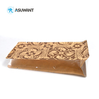 Coffee Bags Coffee Bags Printed Wholesale Printing Square Plastic Stand Up Kraft Paper Packaging Coffee Bags Flat Bottom
