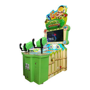 Fashion Farm Battle Bar Kids Game Machine Coin Operated Money Games Machines