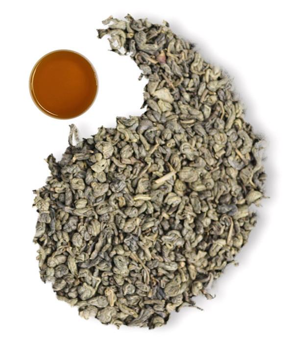 Gunpowder Organic Green Tea 3505AAA 3505AA China Loose Leaf Tea Supplier