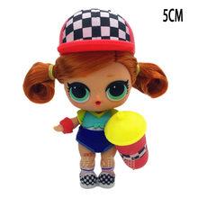 Кукла-сюрприз LOL, оригинальная глухая коробка, волшебные куклы «сделай сам», omg, платье, фигурка, модель, подарок для девочки(Китай)