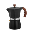 Espresso Coffee Makers Aluminum Eco-friendly FDA Certification Stovetop Espresso Italian Moka Pot Coffee Makers