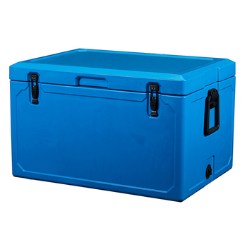 72QT Good quality Fish Box Coolers Plastic Ice Cool