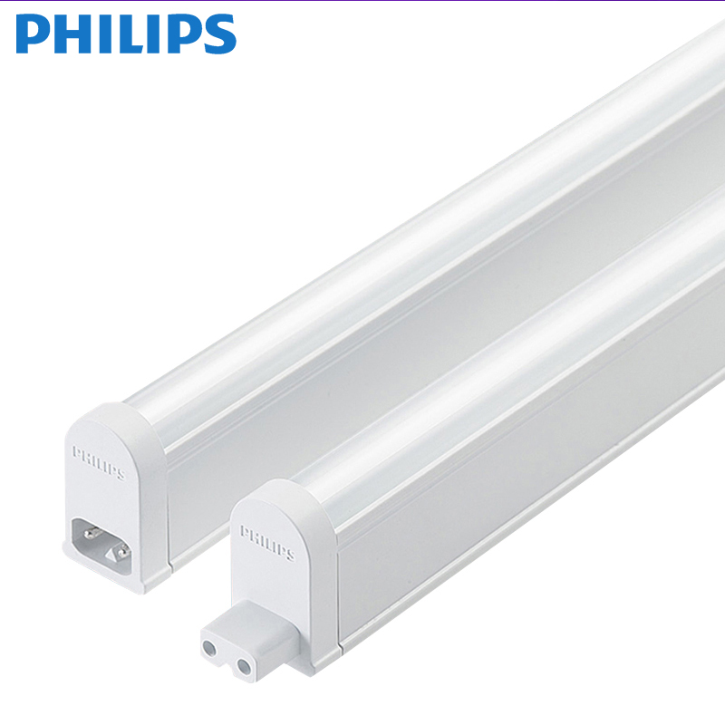 Philips bracket <strong>lamp</strong> T5 <strong>lamp</strong> <strong>led</strong> <strong>lamp</strong> <strong>fluorescent</strong> <strong>lamp</strong> strip 0.3 m 0.6 m 0.9 m 1.2 m integrated full set of household