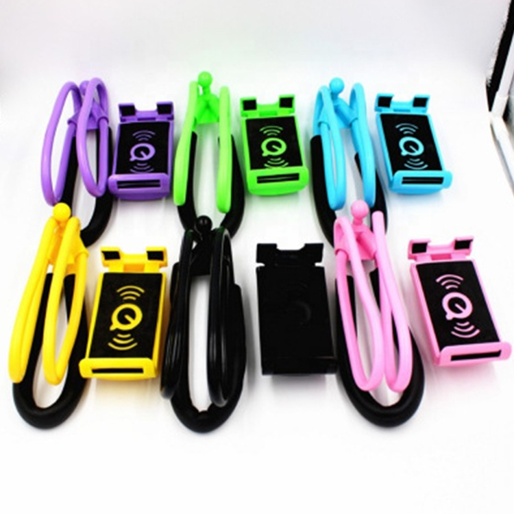 Long Arm Flexible Cell Mobile Mount Stand Lazy Bracket Neck Phone Holder