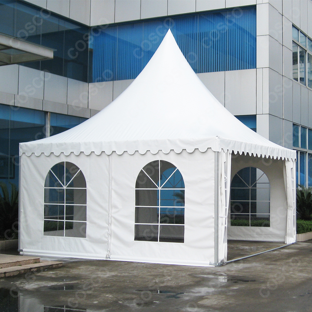 COSCO outdoor gazebo tent certifications rain-proof-8