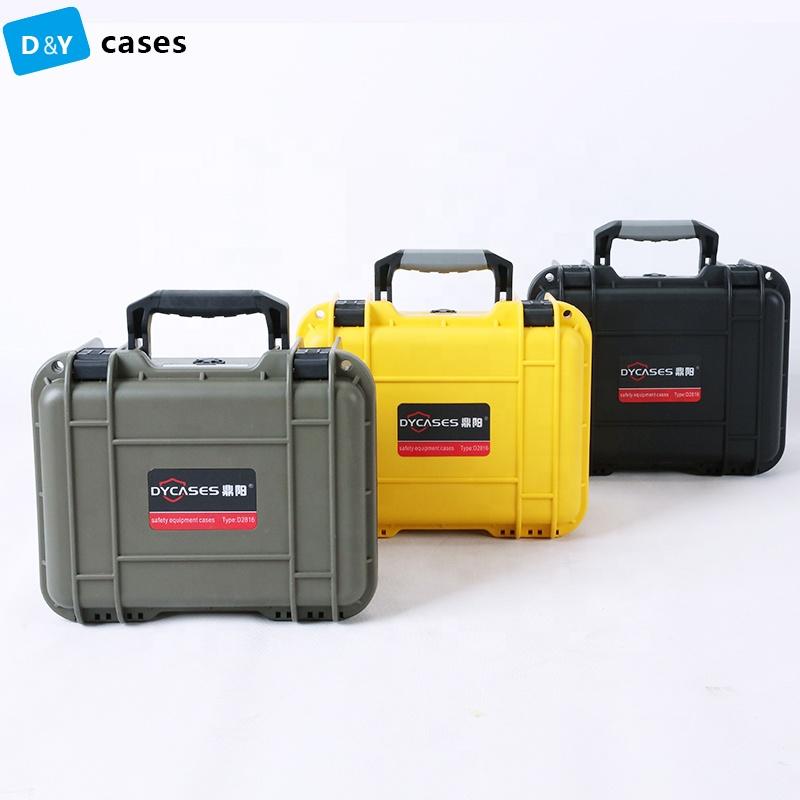 จีนผู้ผลิตพลาสติกแข็งกรณีกันน้ำด้วยโฟมสำหรับอุปกรณ์อิเล็กทรอนิกส์,อุปกรณ์,กล้อง,ToolsD3214