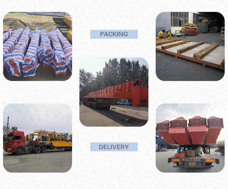 15t China Fabrikant Gantry Kraan
