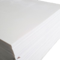 Factory customized 0.1mm 0.5mm 1mm 4mm plastic solid polypropylene pp sheet
