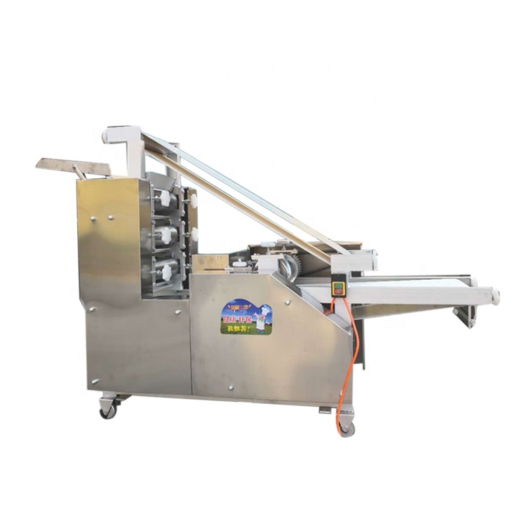 Automatic commercial <strong>corn</strong> tortilla machine pizza bread making machine for sale