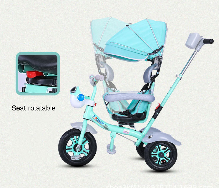Chinese new models baby tricycle 4 in 1 /china baby cycle /1 year baby cycle/ cycle kids
