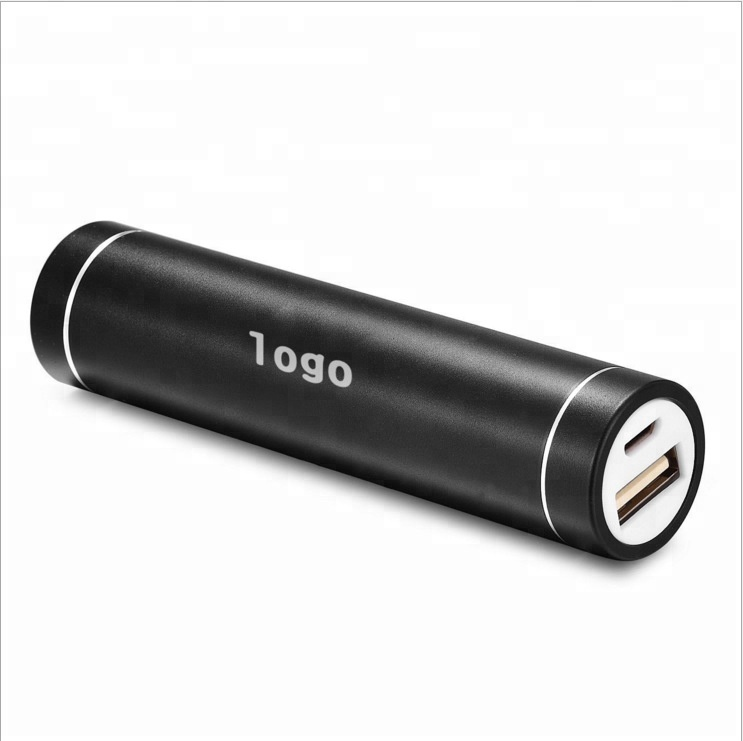 hot products 2020 new promotional gift consumer electronics travel power bank 2600mah, portable charger portable power bank