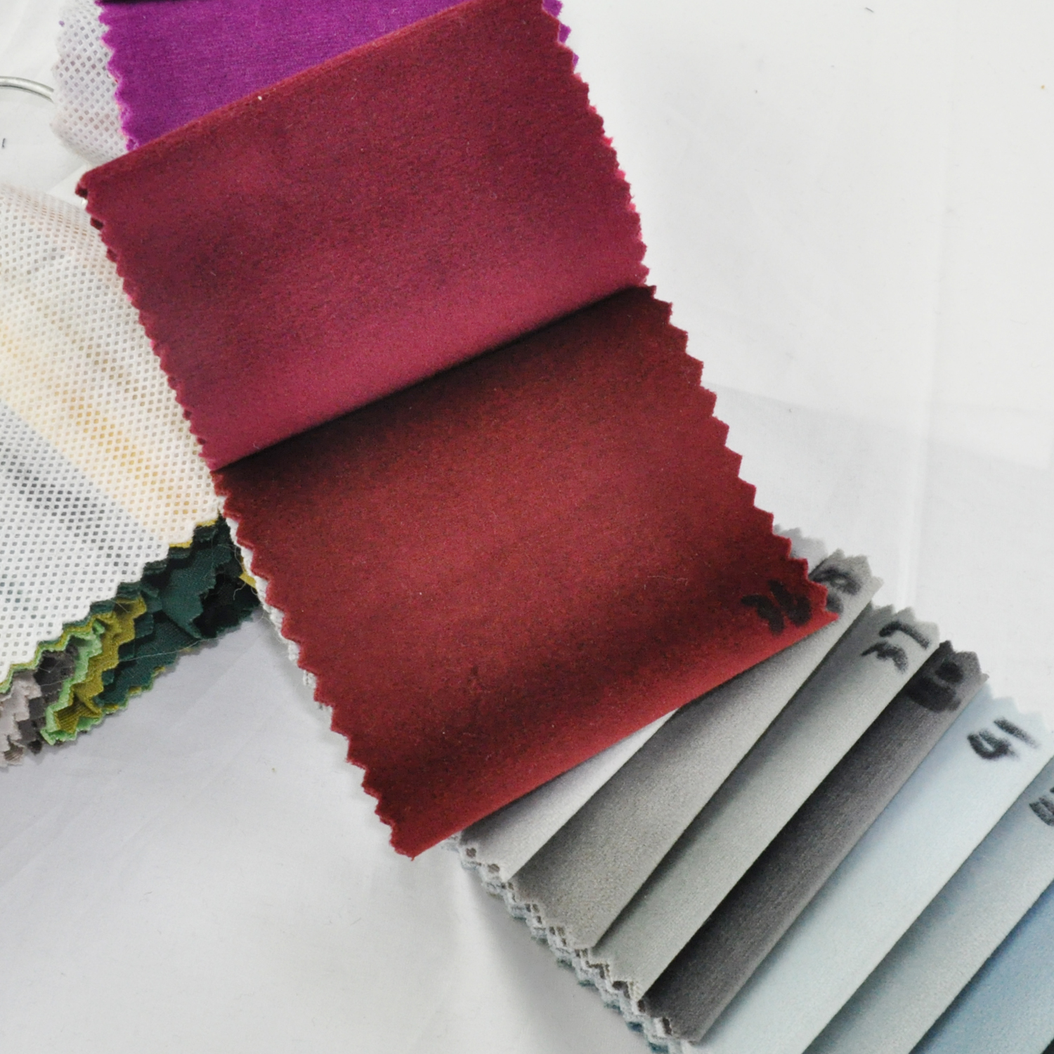 polyester velvet fabric for pillow