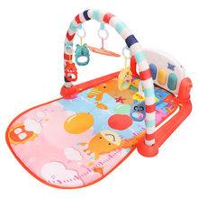 Игровой коврик, для детей, развивающий с милыми животными(Китай)