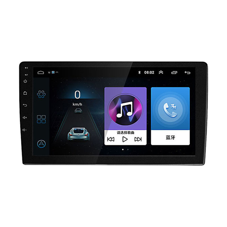 12 <strong>V</strong> 9 inch 1024*600 IPS GPS WIFI BT TFT USB android car monitor