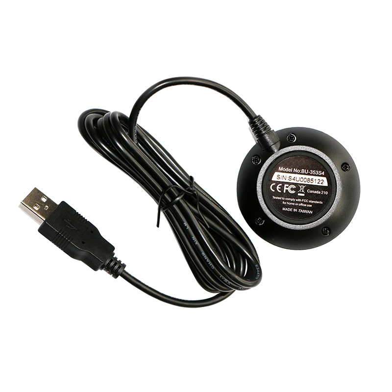 BU-353-S4 Globalsat PC and Laptops USB GPS Receiver