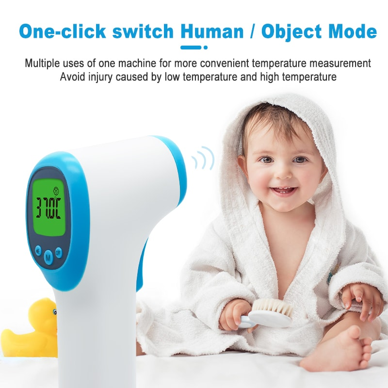 Best thermometer for adults electronic non contact gun infrared thermometer infrared digital thermometer gun - KingCare | KingCare.net
