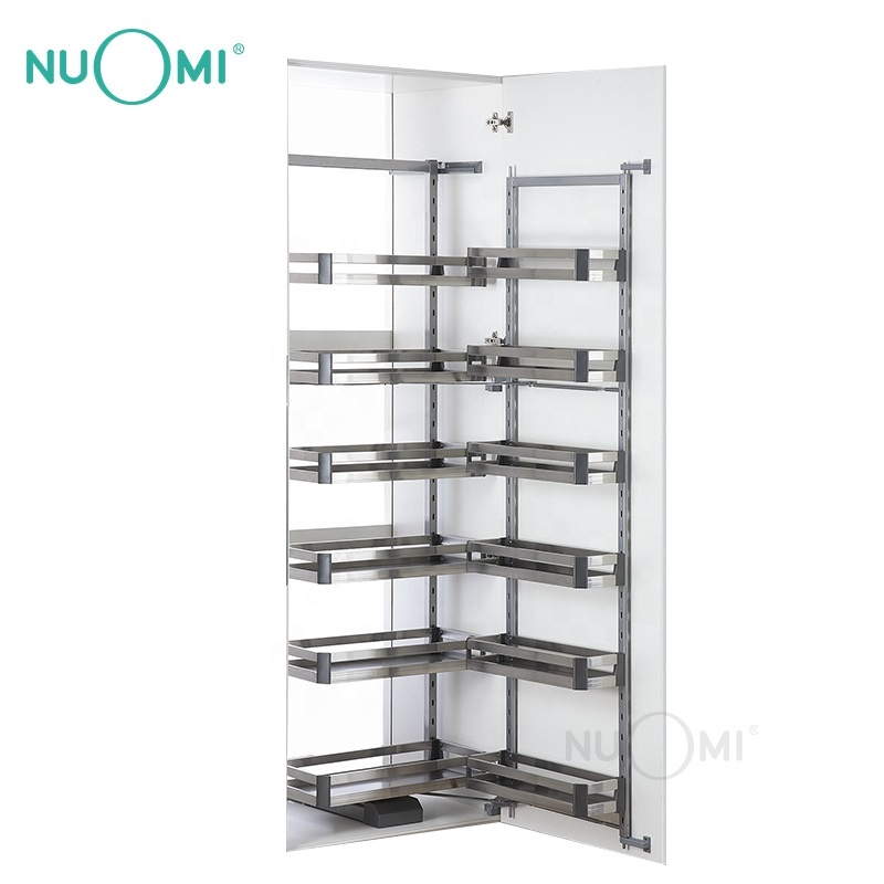 NUOMI Kitchen Accessory Hardware Pantry Organizer PURPLE CRYSTAL series