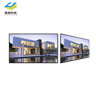 "18.5"" 21.5"" 32"" 43"" 50"" wall mount advertising digital player/wall mount lcd touch screen monitor"