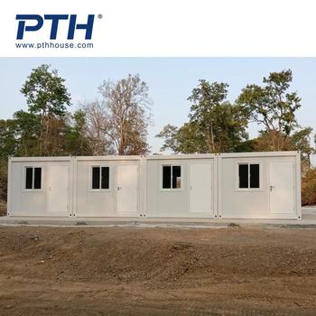 3*9m Large Size Steel Detachable Container House/Mining Camp/office