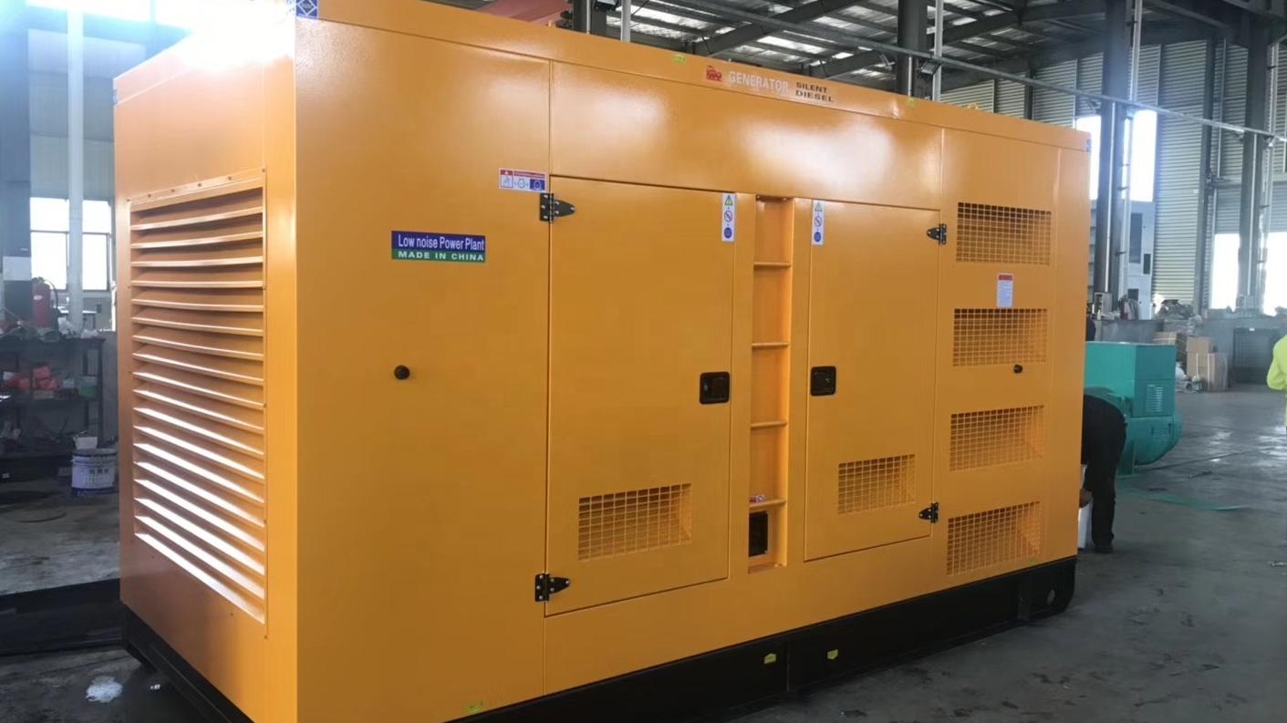 Powered by Weichai power engine  WP10D238E200 200kw diesel generator 250kva power generator price