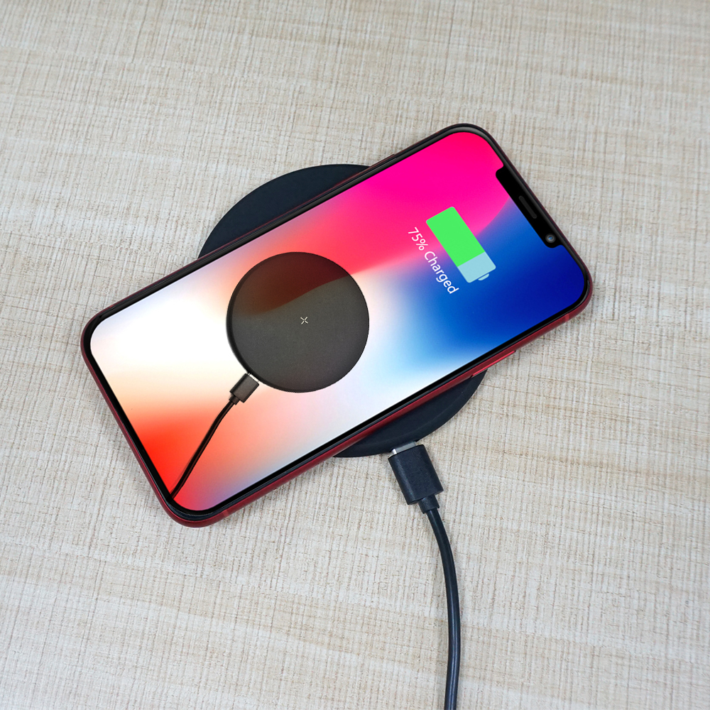 Mobile Stand QI Fast Charging Wireless Charger