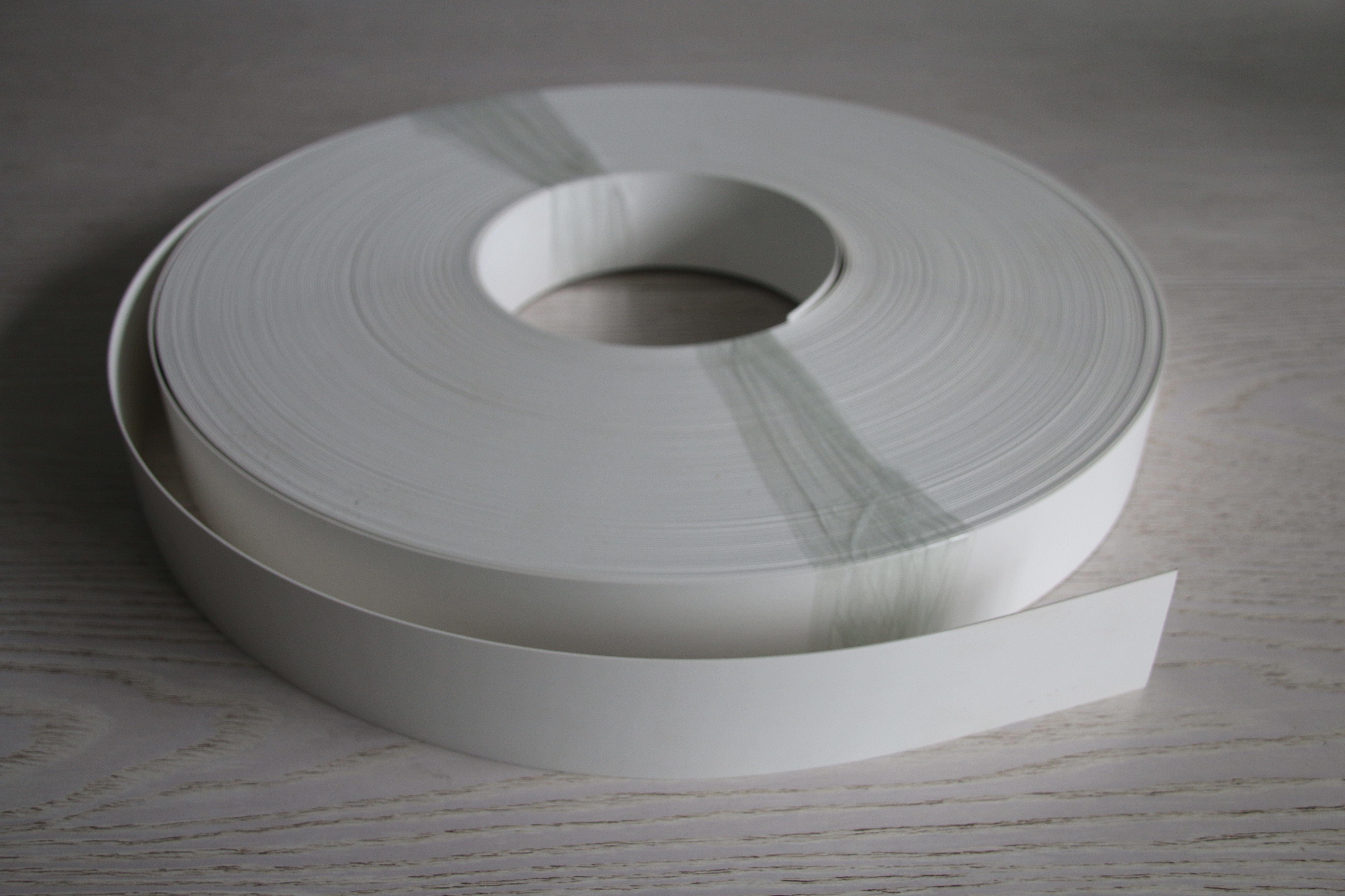 Fábrica diretamente preto fita de borda a borda de móveis de plástico