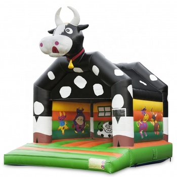 New arrival dairy cow inflatable jumping castle,jumping castle,popular kids jumping castle inflatable with factory price