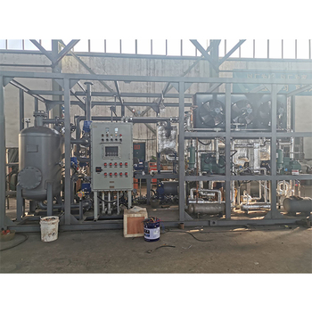 Hot Sale Oil Field Vapor Recovery Unit Vapor Recovery Unit Companies Environmental Protection Equipment