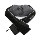 charger wireless electric deep shiatsu kneading cervical back and neck belt massager shawls for car seat