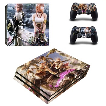 2019 Vinyl Decal Skin/Stickers Wrap For PS4 Play Station 4